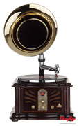 Граммофон Playbox Gramophone-I PB-1011U-NB