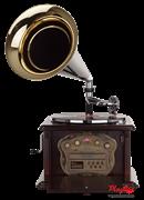 Граммофон Playbox Gramophone-III PB-1013U-NB