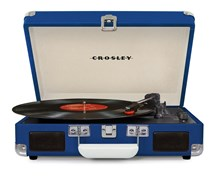 Проигрыватель Crosley Cruiser Deluxe CR8005D-BL