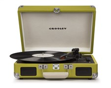 Проигрыватель Crosley Cruiser Deluxe CR8005D-GR