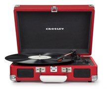 Проигрыватель Crosley Cruiser Deluxe CR8005D-RE