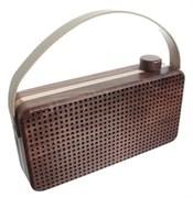 Портативный-динамик Playbox Woodstock PB-17U-BR