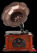 Граммофон Playbox Gramophone-VII PB-1017U-PA