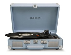 Проигрыватель Crosley Cruiser Deluxe Tourmaline CR8005D-TN