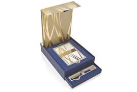 Набор: ручка шариковая Carene Black GT + набор открыток и конвертов Waterman 1937585