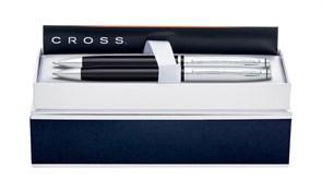 Набор: шариковая ручка и механический карандаш Кросс (Cross) AT0101G-10