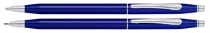 Набор: шариковая ручка и механический карандаш Кросс (Cross) AT0081-112