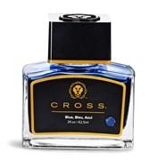 Флакон с синими чернилами для перьевой ручки (62,5 мл) Cross 8945S-1 blue