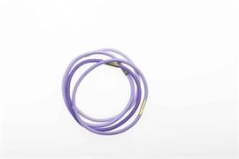 Резинки для волос радуга синяя, midi (8 шт) Деваль Бьюти (Dewal Beauty) DBR6
