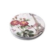 """Зеркало карманное круглое """"Парижская мода"""" Dewal Beauty MR10"""