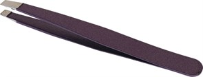 Пинцет косметический с наклонными рабочими кромками (96 мм) Dewal Beauty TW-26W