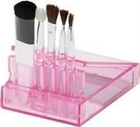 Набор мини кистей для нанесения макияжа (5 шт) Dewal Beauty BR-05