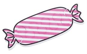 Разделители для пальцев 1 пара, розовый Dewal Beauty TS-38P