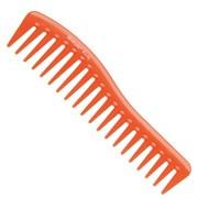 Гребень волна оранжевый Деваль Бьюти (Dewal Beauty) DBO6260