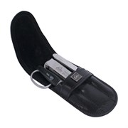 Маникюрный набор 4 предмета Black Mamba Erbe 9188ER