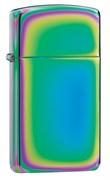 Узкая зажигалка Zippo Spectrum 20493