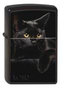 Зажигалка матовая Zippo 218 CAT