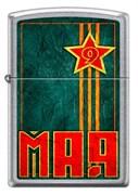Зажигалка 9 мая Зиппо (Zippo) 207 VICTORY DAY