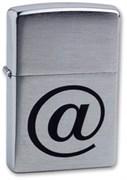 Зажигалка Зиппо (Zippo) 200 Internet