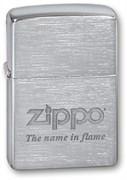 Зажигалка Зиппо (Zippo) 200 Name in flame