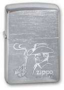Зажигалка Зиппо (Zippo) 200 COWBOY