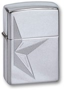 Зажигалка Зиппо (Zippo) 250 HALF STAR