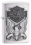 Зажигалка Harley-Davidson® Зиппо (Zippo) 200HD.H284