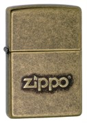 Зажигалка Antique Brass Zippo 28994