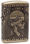 Зажигалка Armor™ Antique Brass Zippo 29268