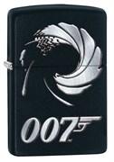 Зажигалка James Bond Зиппо (Zippo) 29566