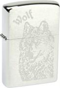 Зажигалка Zippo 200 Wolf