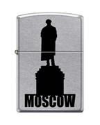 Зажигалка Зиппо (Zippo) 207 MOSCOW SILHOUETTE
