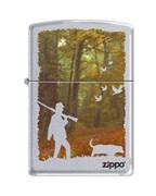Зажигалка осенняя охота Zippo 205 HUNTING