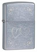 Зажигалка Hearts Zippo 24016