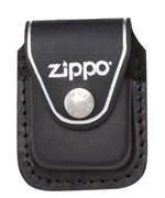 Чехол для зажигалки с клипом Zippo LPCBK