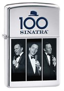 Зажигалка Фрэнк Синатра (Frank Sinatra) Zippo 28960