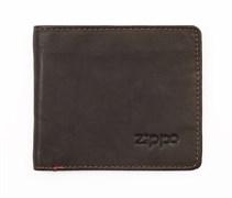 Горизонтальное кожаное портмоне Zippo 2005116
