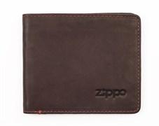 Портмоне Zippo, кожаное, горизонтальное, 2005117