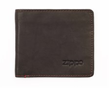 Портмоне Zippo, кожаное, горизонтальное, 2005118