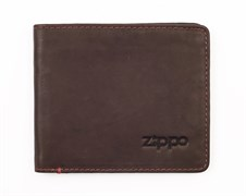 Портмоне Zippo, кожаное, горизонтальное, 2005119