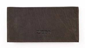 Кожаный тройной кисет для табака Зиппо (Zippo) 2005130