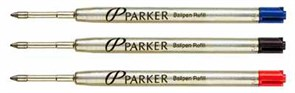 Стержень для шариковой ручки Паркер (Parker) S0909400