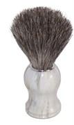 Помазок для бритья, пластик, ворс барсука Mondial M6714