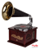 Граммофон Playbox Gramophone-III PB-1013U-CH - фото 106894