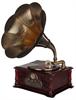 Граммофон Playbox Gramophone-IV PB-1014D-CH - фото 106904