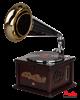 Граммофон Playbox Gramophone-III PB-1013U-NB - фото 106906