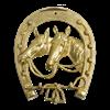 Ключница Подкова большая AL-80-307 - фото 186016
