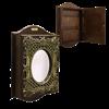 Ключница-шкафчик Шахерезада настенный HL-B-127-A - фото 186508