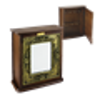 Ключница-шкафчик Флер Де Роз настенный HL-B-995-A - фото 186509