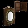 Ключница-шкафчик Гирлянда настенный HL-B-933-А - фото 186999